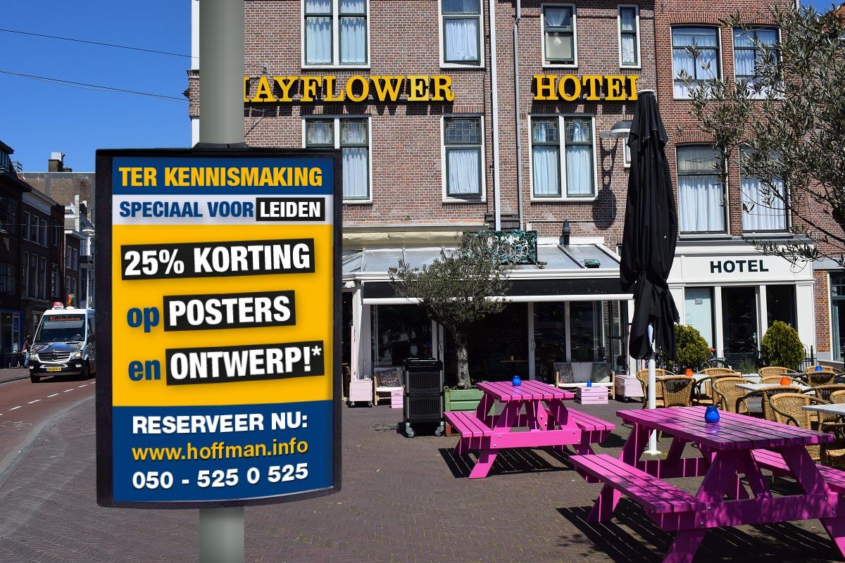 Kennismakingsactie Leiden!
