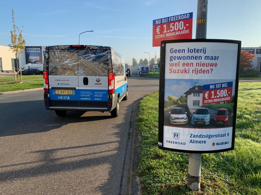 Autobedrijf Freeroad Almere
